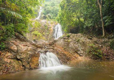Huai Sa Khe Waterfall