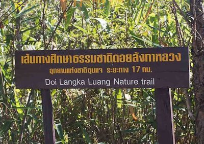 Doi Langka Luang Natur Trail