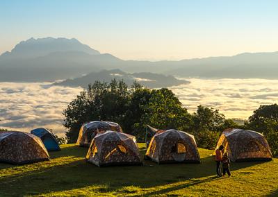 Huai Nam Dang Camp site