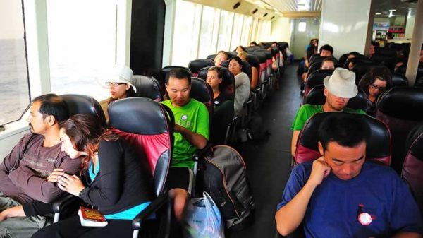 Krabi to Koh Phangan Transfers - Ferry Standard Class