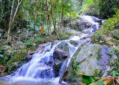 Mae Kum Pong Waterfall