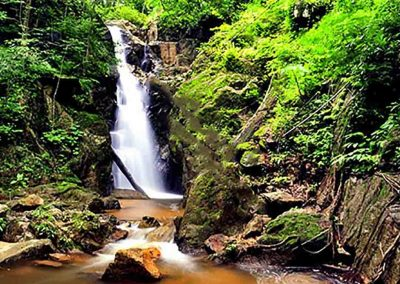 MaeTakrai water fall