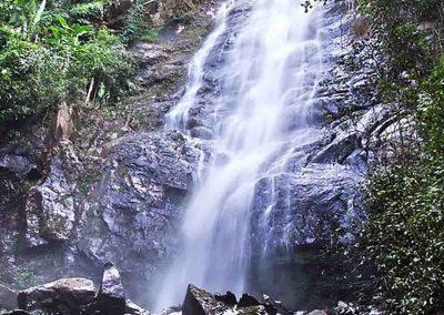 Mon hin Lai Waterfall