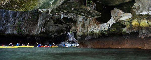 Phang Nga Bay Sea Canoe