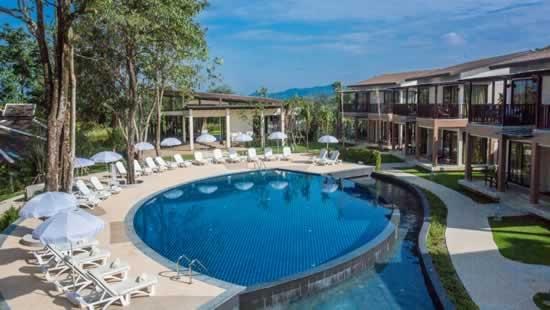 отель The Leaf at The Sands в Као Лаке