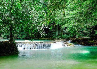 Than Bok Khorani Water Fall