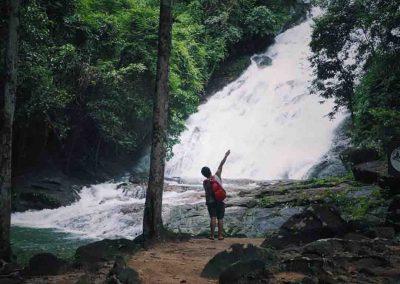 Ton Phi water fall
