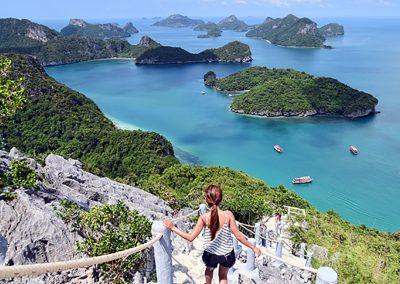 Angthong Stair Viewpoint