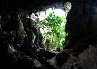 Pee Hua To Cave - Than Bok Khorani National Park