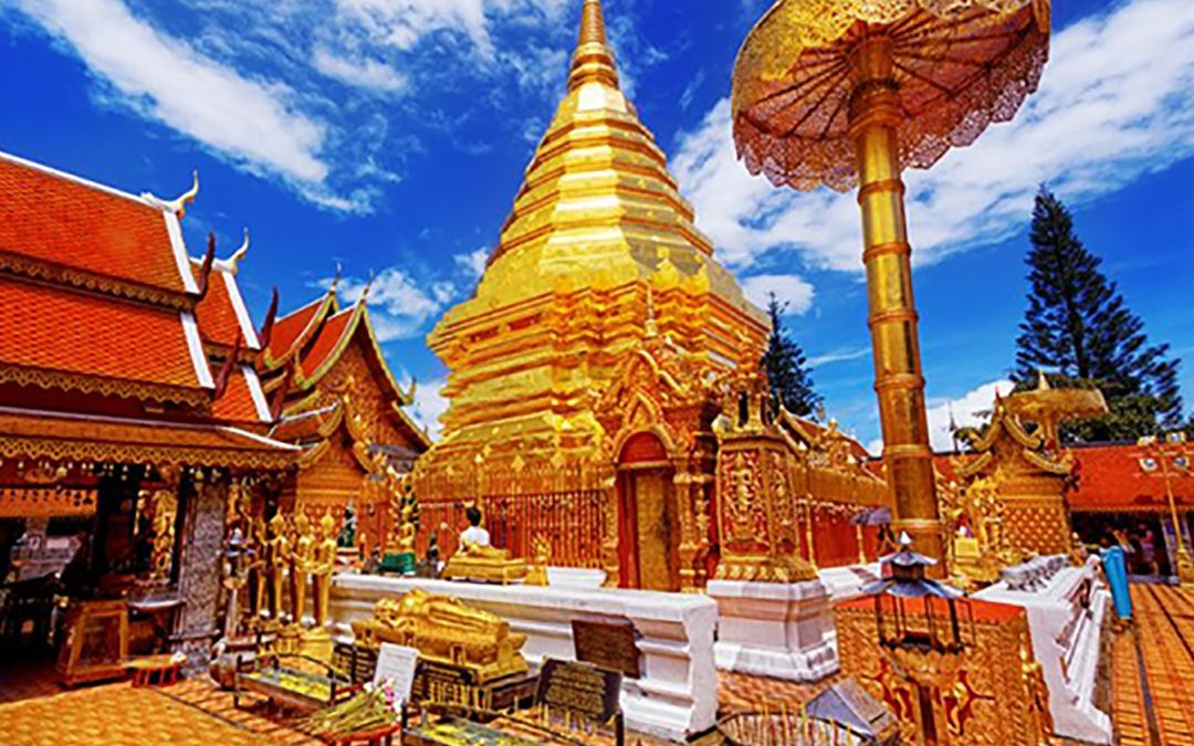 Doi Suthep–Pui National Park Temple