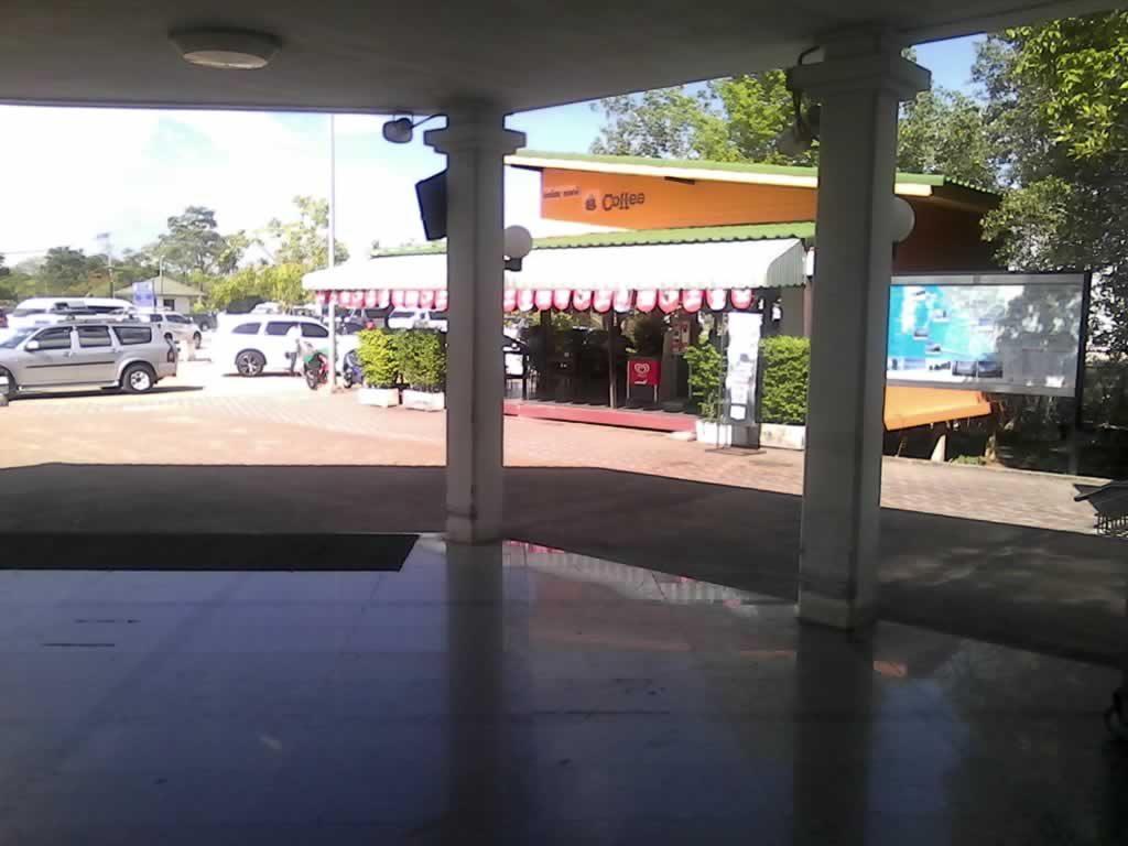 Arrival Hall Klong Jirad Pier- Krabi Thailand