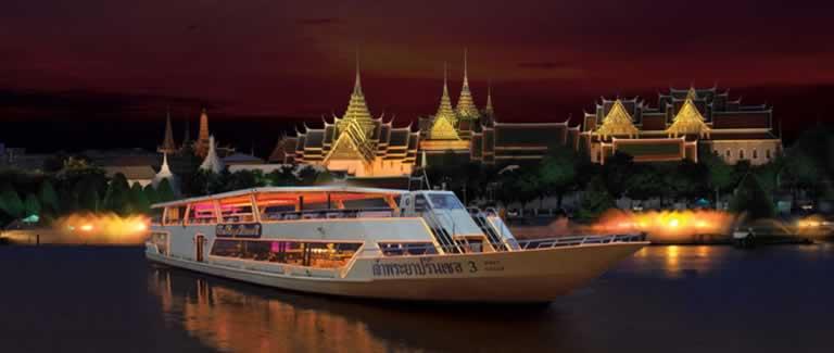 Chao Phraya Princess Bangkok Thailand