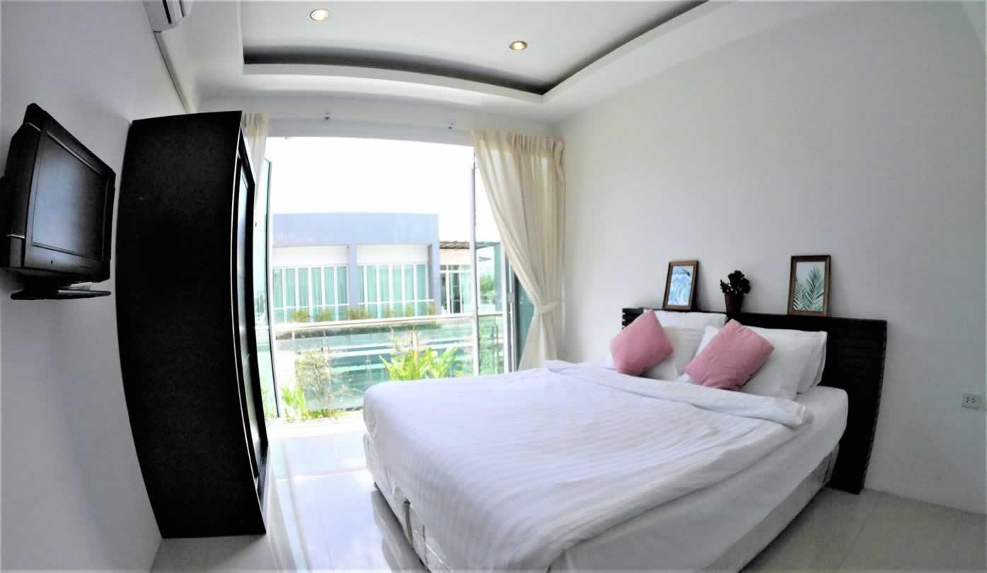Kata Bella Serviced Apartments - Bedroom