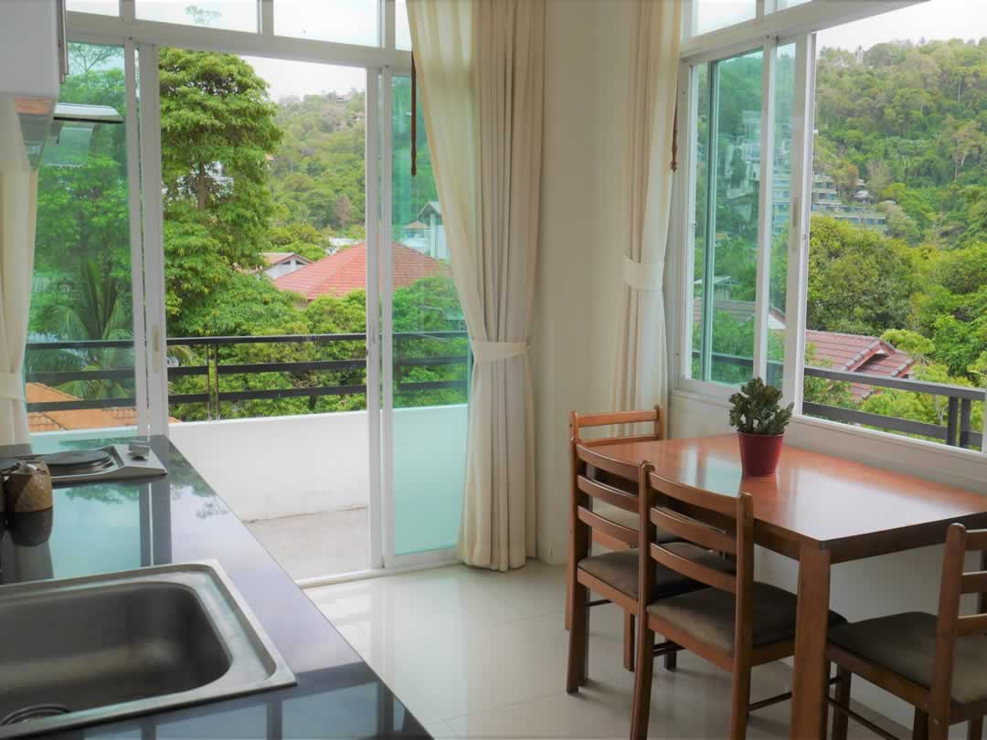 Kata Bella Serviced Apartments - Dining