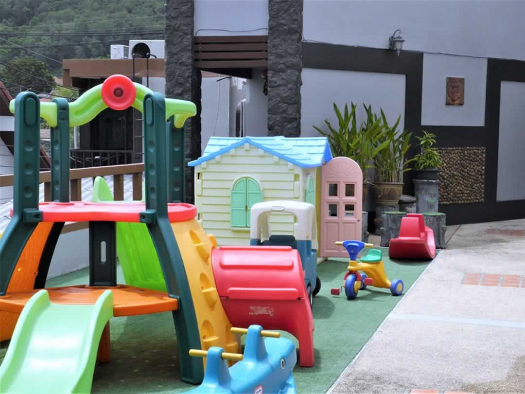 Kata Bella Serviced Apartments - Play Ground