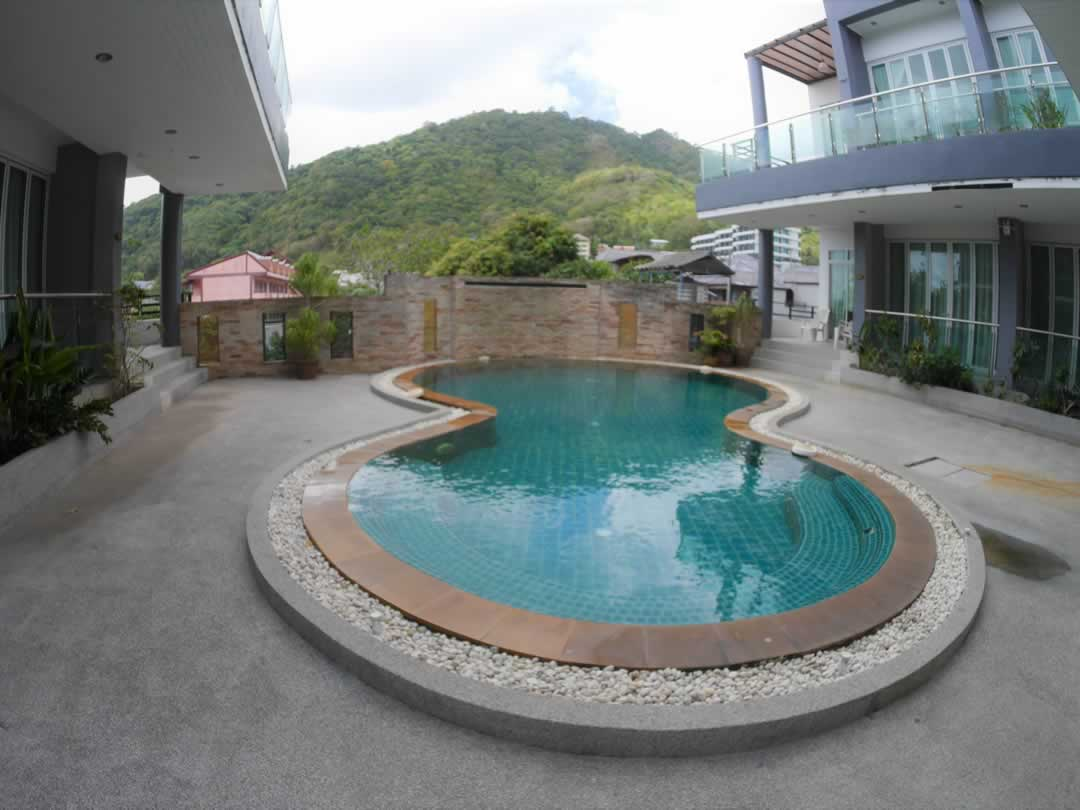 Kata Bella Serviced Apartments - Pool No. 2