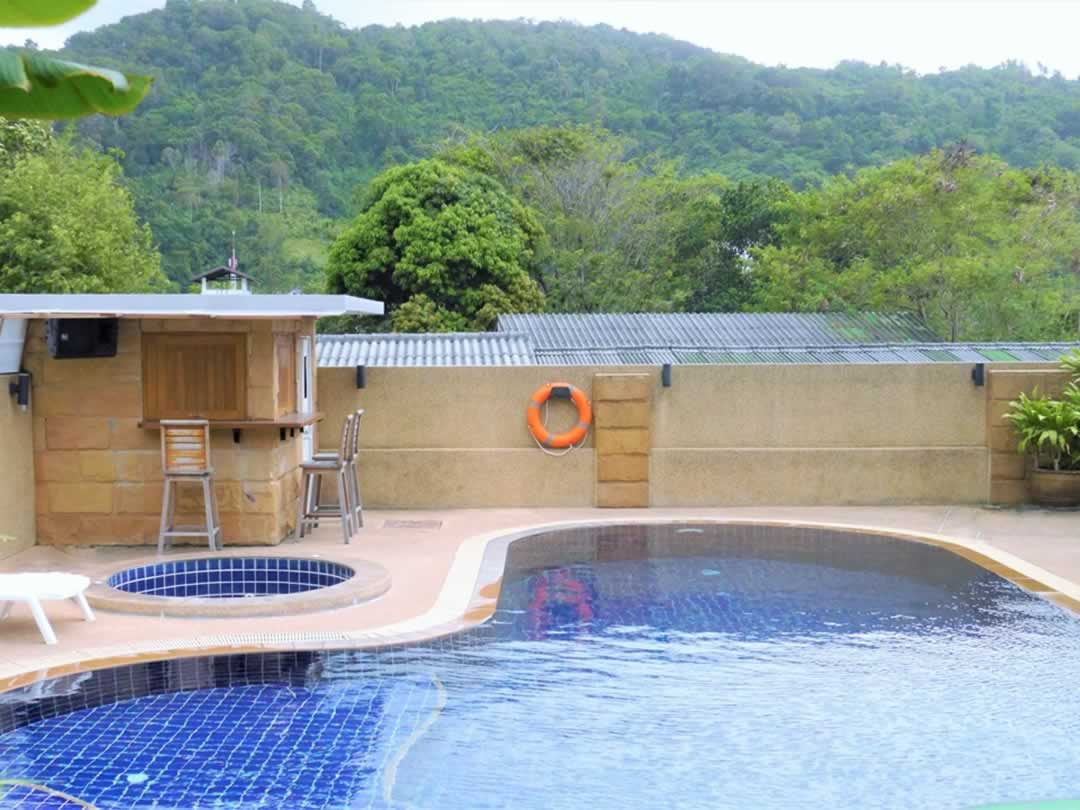 Kata Bella Serviced Apartments - Pool