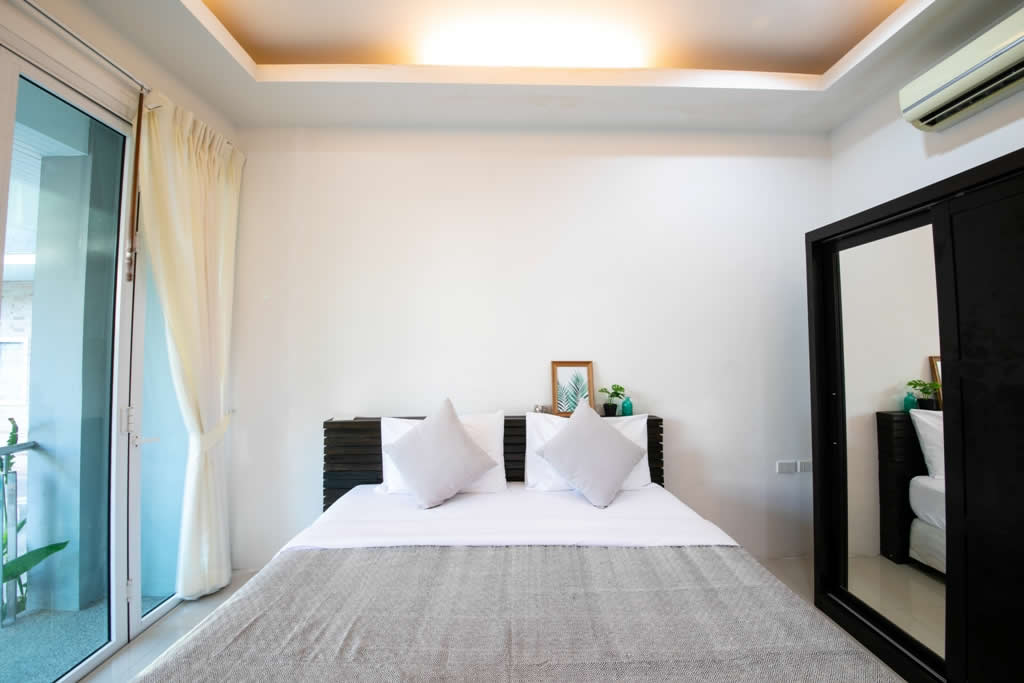 Kata Bella Serviced Apartments - Bed room