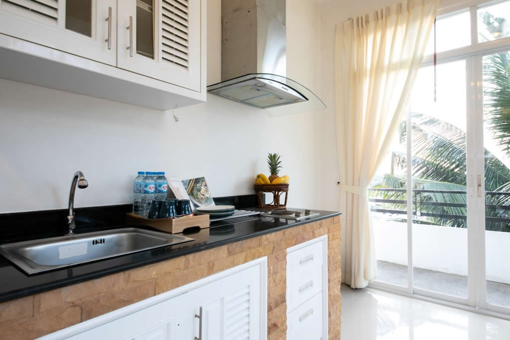 Kata Bella Serviced Apartments Kitchen