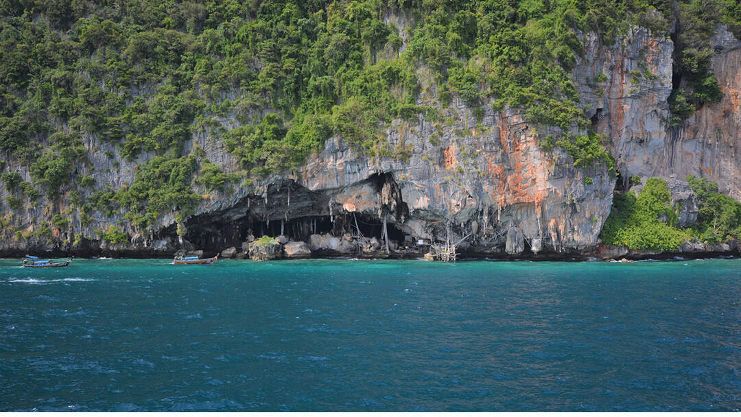 Phi Phi Island Vicking Cave