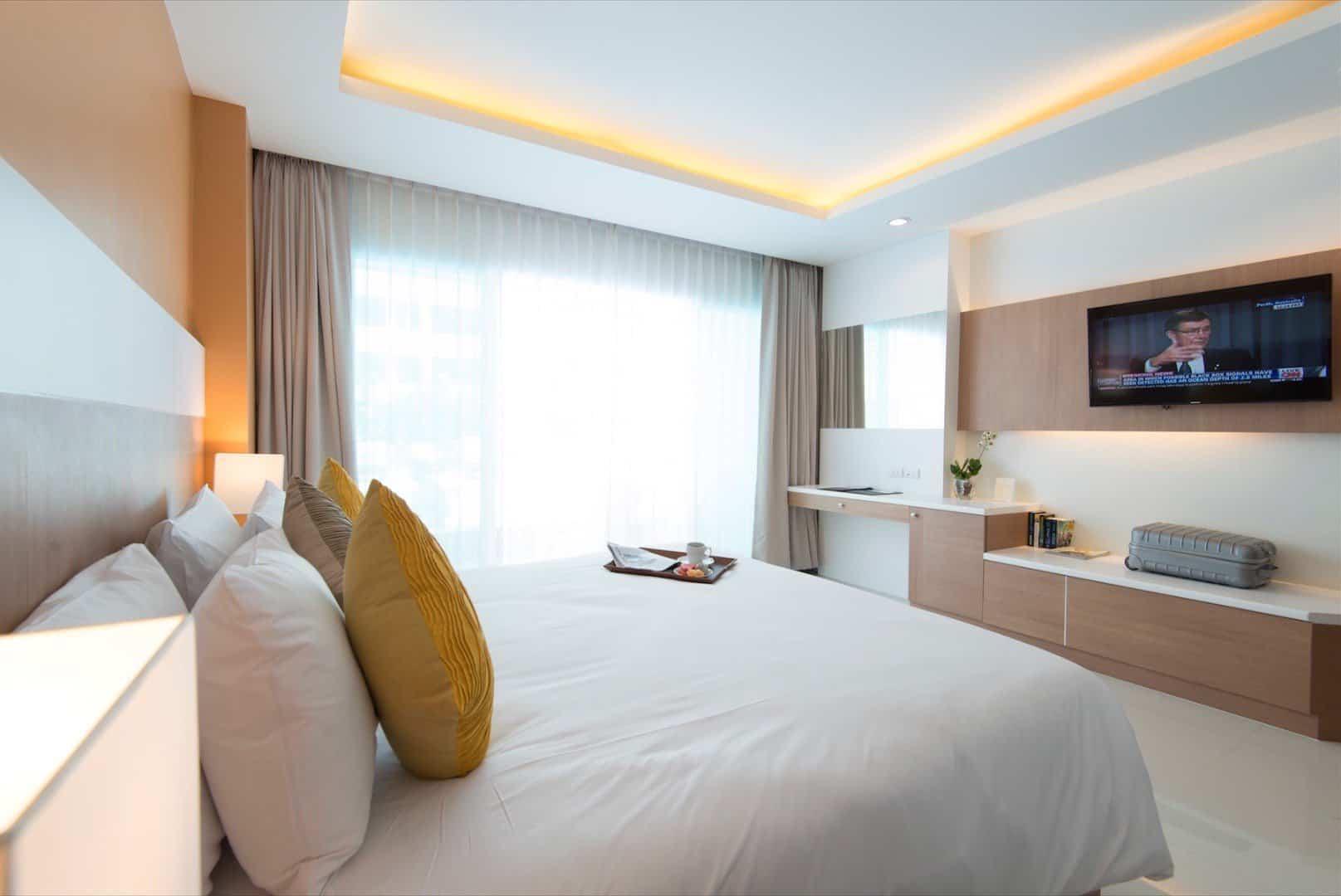 Chanalai hillside resort - Deluxe room