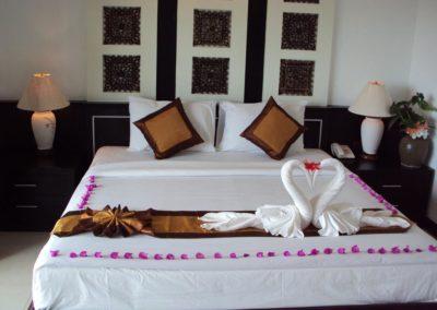 Phi Phi Andaman Legacy Bungalow Room