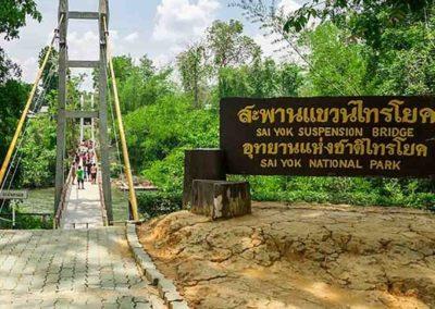 Sai Yok Bridge