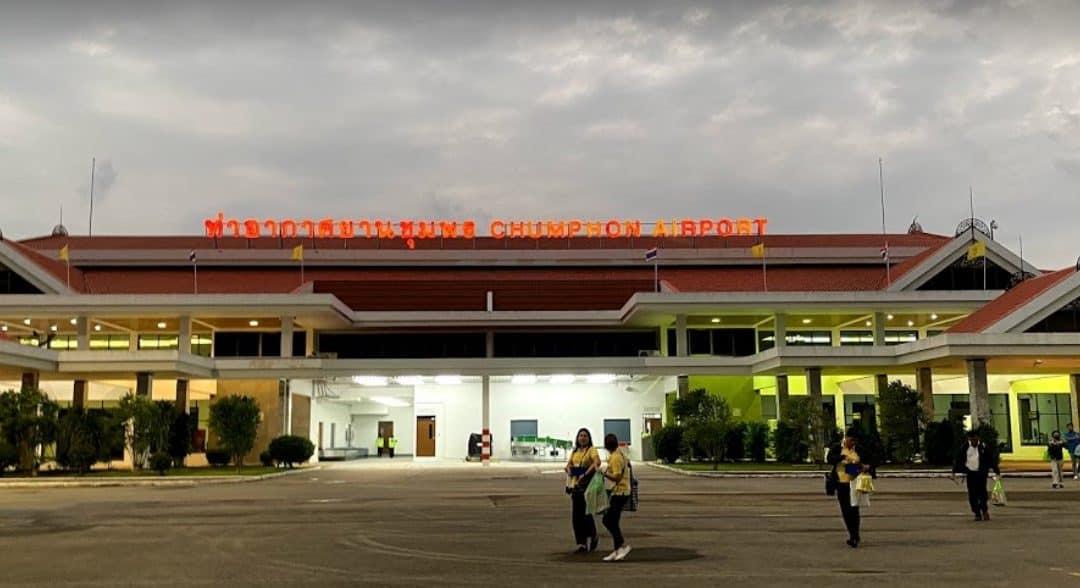 Chumporn Airport