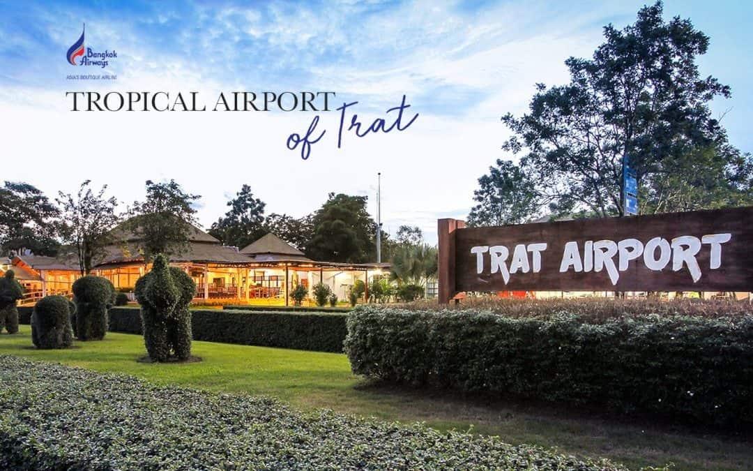 Trat Airport (TDX)