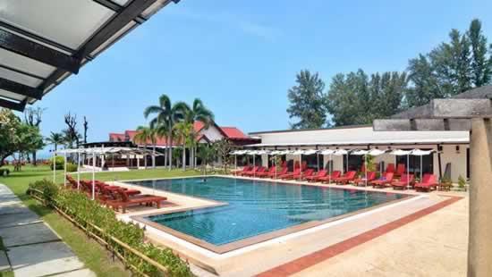 Golden Bay Cottages Resort, Koh Lanta Hôtel