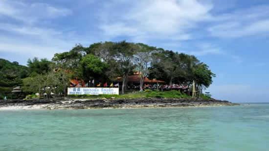 Phi Phi Natural Resort, Koh Phi Phi Hôtel